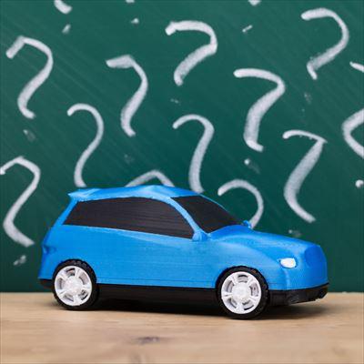 車に関する疑問